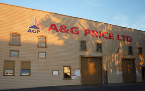 A & G Price, in Thames, went into liquidation on 26 July 2017 after 150 years of business.