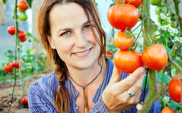 Permaculture designer Kath Irvine will be running an Abundant Veggie Patch Workshop during the festival.