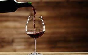 The researchers found wine appeared to be particularly beneficial because polyphenols, particularly in red wine, play a role in helping to manage blood sugar.