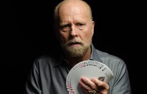 Sixty-two year old Richard Turner is one of the world's greatest card magicians, yet he's completely blind.