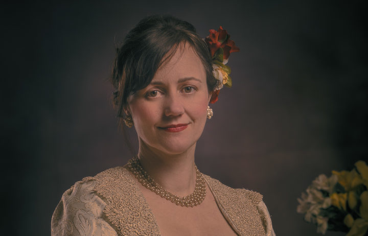 Kate Lineham as the Countess in Marriage of Figaro