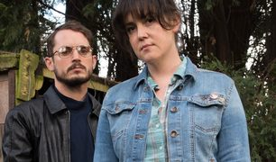 Elijah Wood and Melanie Lynskey in 'I Don't Feel at Home in This World Anymore'
