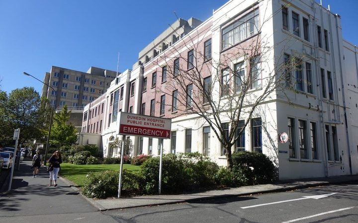 More than 3000 people work at Dunedin Hospital.