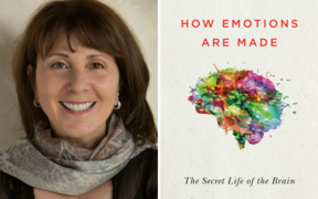 """How Emotions Are Made"" by Lisa Feldman Barrett."