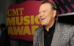 Glen Campbell at the 2012 CMT Music awards.