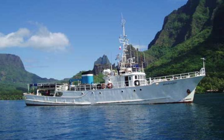 NZ regrets lack of notice to Vanuatu for vessel's trip