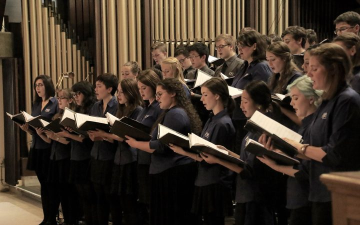 Chch Youth Choir