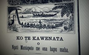 Te Nehenehe nui, a covenant drafted and signed by leaders in 1904 which bound all Maniapoto hapū together as one.