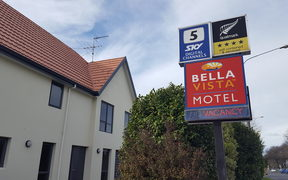 Bella Vista Motel, Christchurch