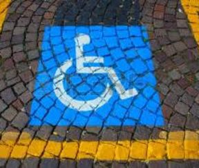 disability car park