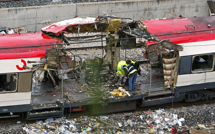 In 2004, the Madrid train attacks were carried out by an al-Qaeda inspired terror cell.