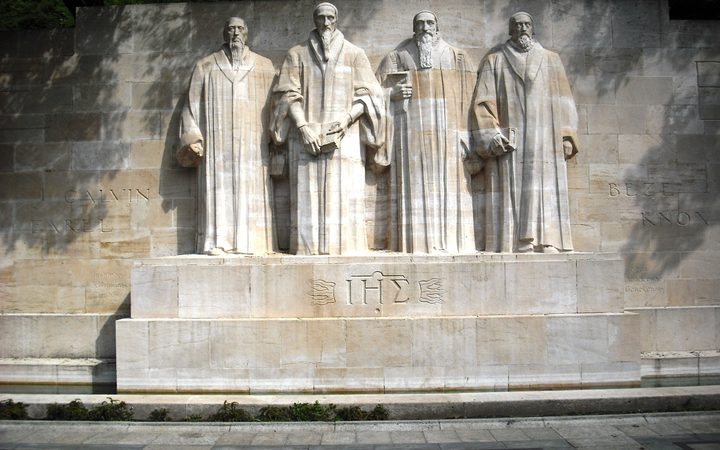 International Monument to Reformation in Geneva
