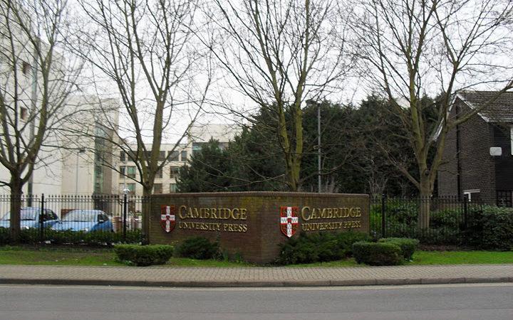 Cambridge University Press faces backlash after bowing to China censorship pressure