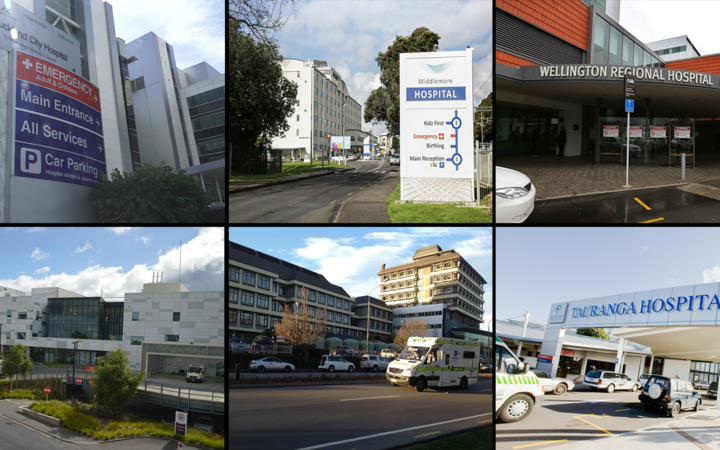DHBs critically underfunded, opposition parties say