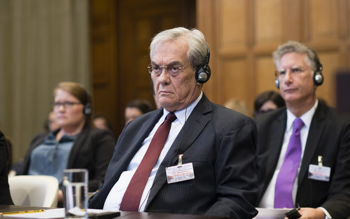 Tributes continue to pour in for the late Tony de Brum