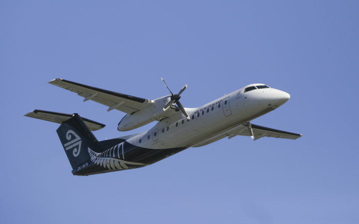 Air New Zealand announces second highest profit in company history - $382 million