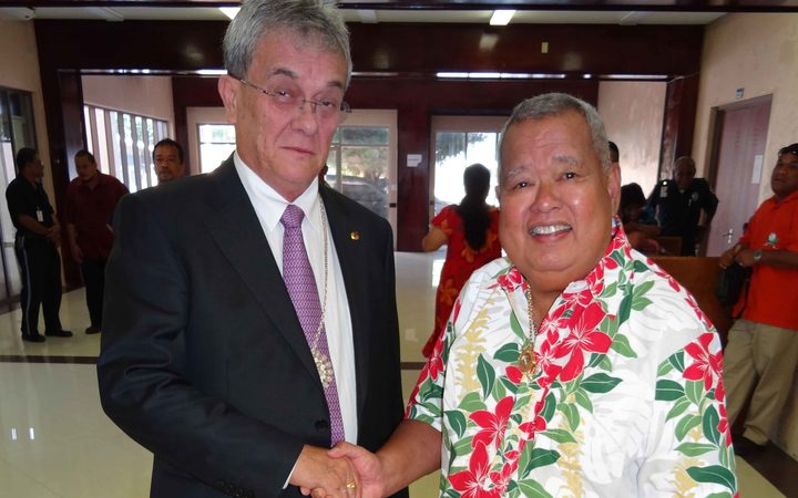 Paris Agreement 'hero' Tony de Brum dies