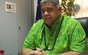Samoa's Minister of Agriculture and Fisheries