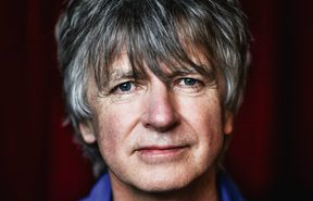 Neil Finn - Out Of Silence art work