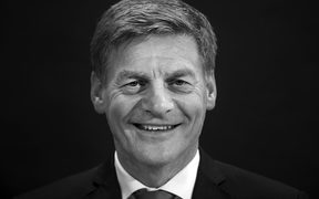 FOR MORNING REPORT USE Election 2017 leader profiles - Bill English