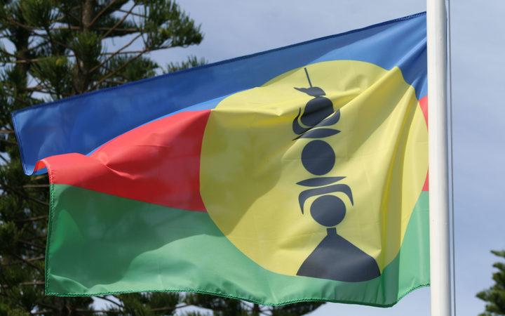 New Caledonia's FLNKS chooses Goa as new spokesman