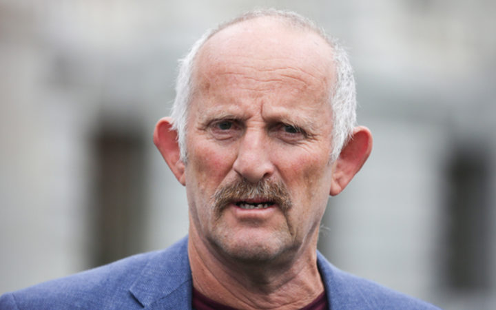 The Opportunities Party leader, Gareth Morgan.