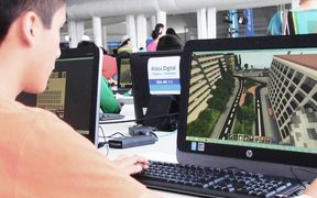 Minecraft in the Classroom, Mexico City
