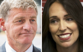 Bill English & Jacinda Adern don't think voting should be compulsory.
