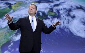 A scene from An Inconvenient Sequel