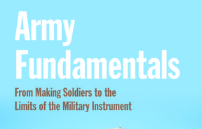 """Army Fundamentals"" edited by B. K. Greener."
