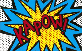 The Troubles - Kapow!