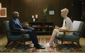 Still from the Viceland show, The Therapist