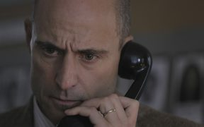 Mark Strong plays Max Vernon in 6 Days.
