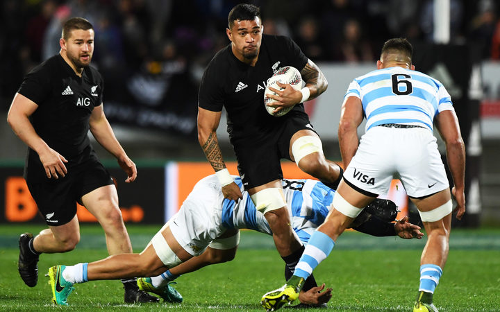 All Blacks unleash 'the beast' to down Argentina