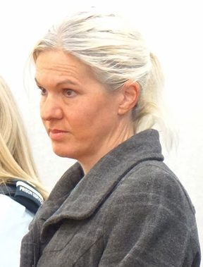 Tessa Grant at Hamilton District Court on 11 September 2017.