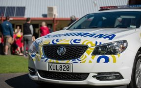 A police car featuring koru designs and te reo Māori is on the roads in Counties Manukau to show support for Te Wiki o Te Reo Māori, NZ Police said.