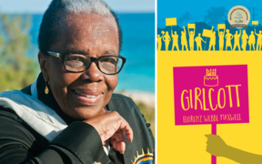 'Girlcott' by Bermudian author and activist Florenz Maxwell.