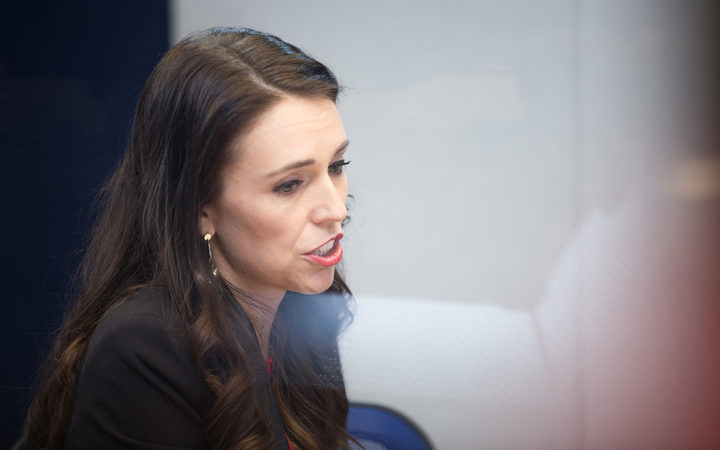 Jacinda Ardern on Morning Report, 12/09/17.