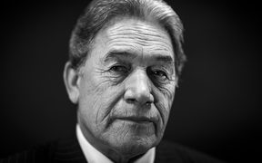 FOR MORNING REPORT USE Election 2017 leader profiles - Winston Peters