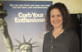 Susie Essman, who plays Susie Greene in Curb Your Enthusiasm