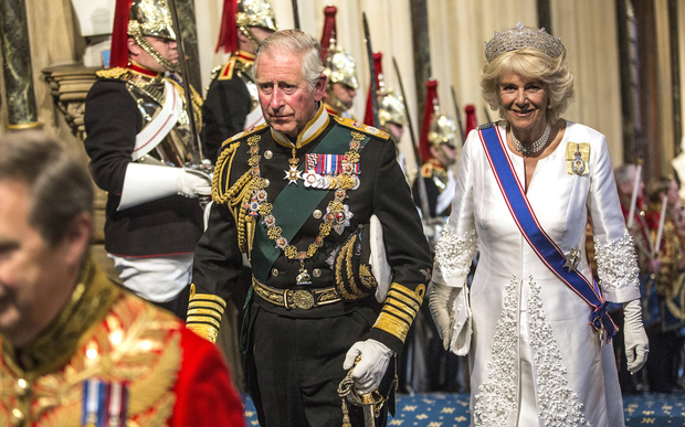 Prince Charles is to receive three New Zealand military honours.