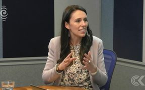 Checkpoint leader interview   Jacinda Ardern