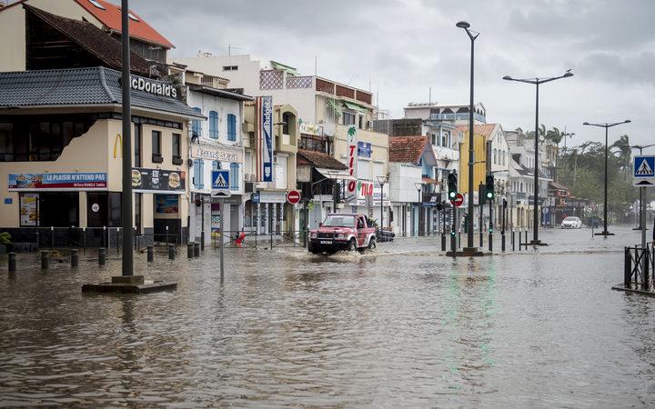 Filipinos affected by Hurricane Irma in Puerto Rico arrive Wednesday night-MIAA