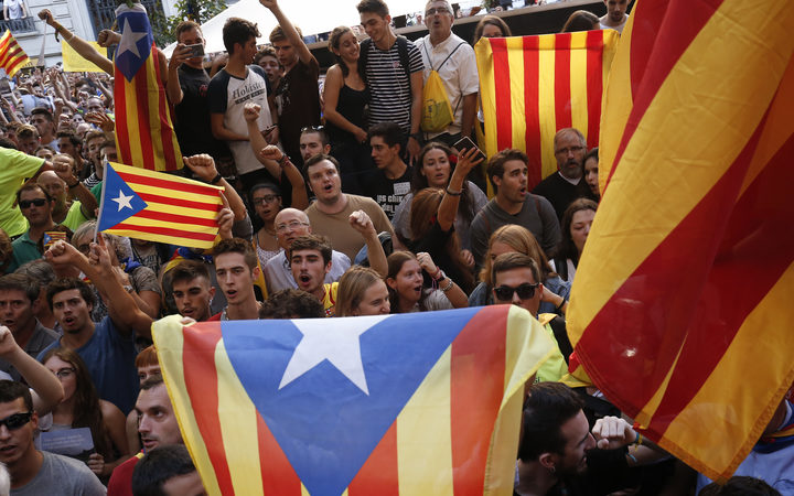 Catalan residents to vote for independence from Spain