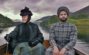 Still from Victoria and Abdul