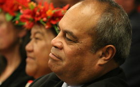 The Labour spokesperson for Pacific Peoples Su'a William Sio.