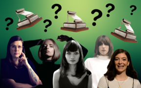 Nadia Reid, Chelsea Jade, Bic Runga, Aldous Harding, Lorde and some question marks