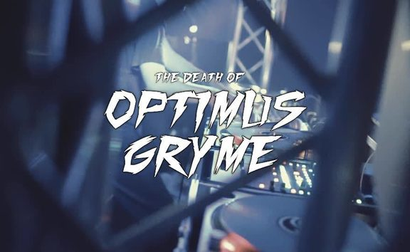The death of Optimus Gryme