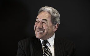 NOT FOR GENERAL USE Election 2017 leader profiles - Winston Peters