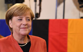 German chancellor Angela Merkel's have beaten their rivals to win her a fourth term.